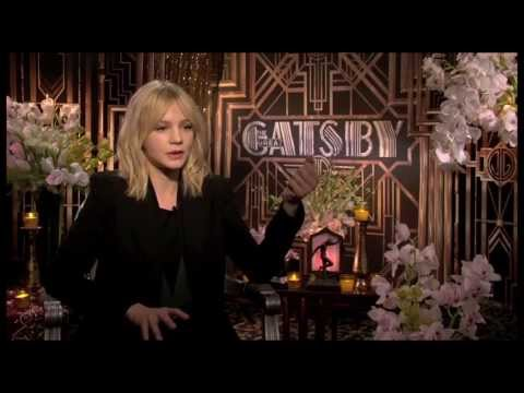 Carey Mulligan Interview - The Great Gatsby