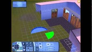 Sims 3 How to make a circle pool