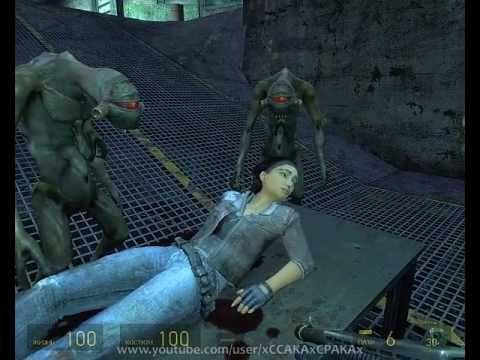 Half-Life 2: Episode Two прохождение - Главы 2 и 3 - [2/5]