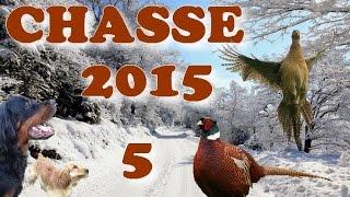 CHASSE 2015 PETIT GIBIER CHAPITRE 5 CALIBRE 410 ET 28