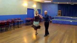 Shirlee Cha Cha Sequence Dance