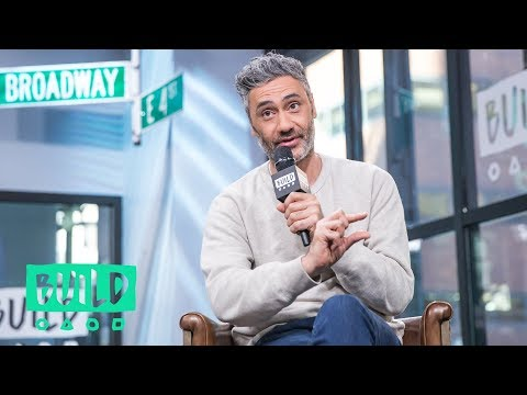 "Taika Waititi Speaks On ""Thor: Ragnarok"""