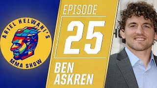 Ben Askren campaigning for interim title fight vs. Usman or Covington | Ariel Helwani's MMA Show