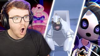 GIGANTAMAXING, NEW POKEMON AND NEW GYM LEADERS! (Pokemon Sword & Shield Reaction Video)
