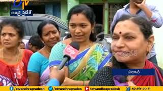 Cyclone Titli | Power, drinking water supply hit in Palasa | interview With Public