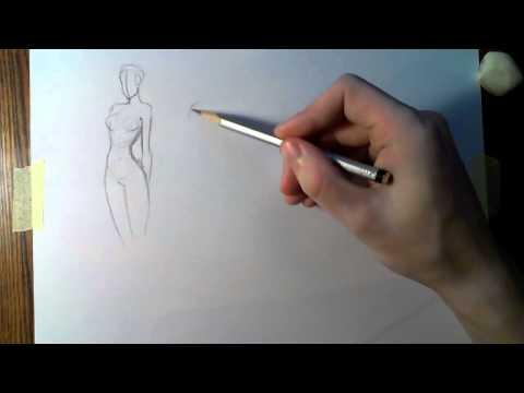 Видео как нарисовать лапу кошки