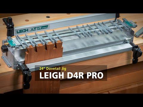 Leigh D4R (Pro) Dovetail Jig