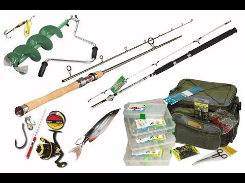 товары для рыбалки в красноярске