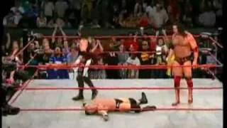 TNA Destination X - Kevin Nash Joins The Wolfpac
