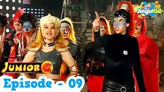 Junior G - Episode 9