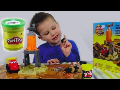 Play- Doh набор Чак гравийный завод