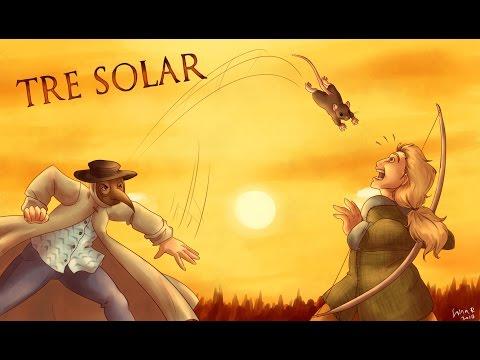 Felix Recenserar - Tre Solar