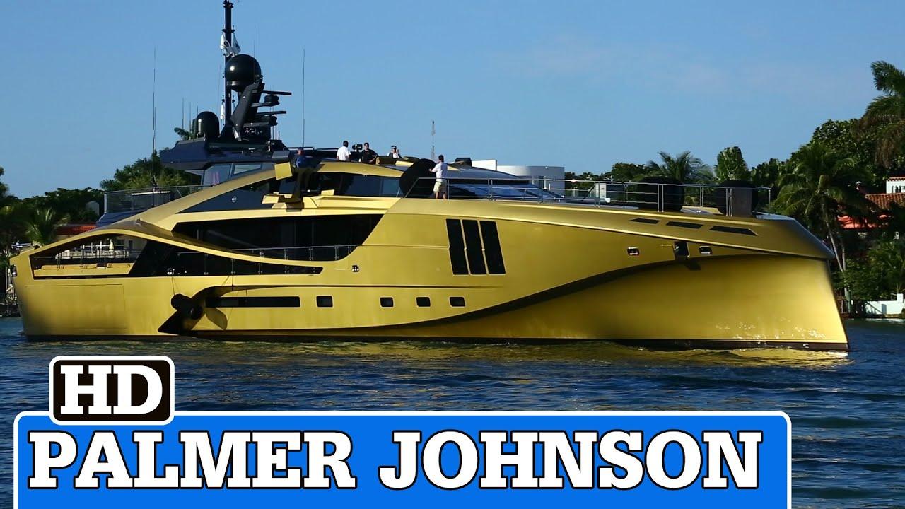 Palmer Johnson 48M Superyacht KHALILAH The Dragon