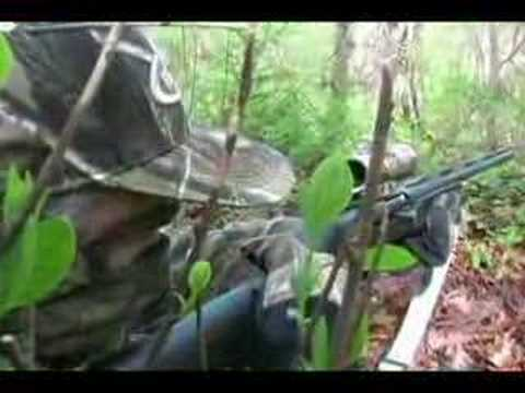 Real Outdoors TV / Turkey Hunting / In The Thick Stuff Video