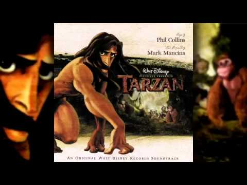 Phil Collins - Two Worlds (Phil Version) Tarzan OST