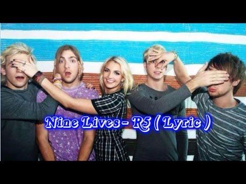R5 - Nine Lives ( Lyric + Download Link free )