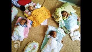 """Mẹ trẻ ở Nghệ An bất chấp lời khuyên của bác sĩ giữ lại tứ thai: """"Trời cho rồi, nhất quyết không bỏ"""""""