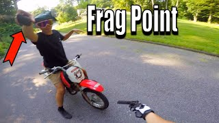 Dirt Bike Thief Buys My Dirt Bike