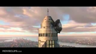King Kong 9 10 Movie CLIP   Kong Battles the Airplanes 2005 HD