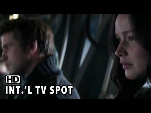 The Hunger Games: Mockingjay Part 1 International TV Spot #1 (2014) - Jennifer Lawrence HD