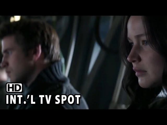 The Hunger Games: Mockingjay Part 1 International TV Spot #1 (2014) - Jennifer Lawrence HD