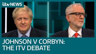 Johnson v Corbyn: The ITV Debate | ITV News