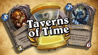 TAVERNS OF TIME CARD REVIEW - Upcoming Arena Event - Hearthstone