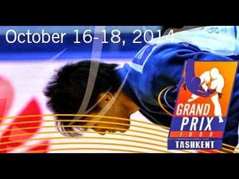 JUDO Highlights - Tashkent Grand Prix 2014