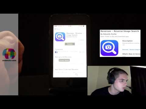 How to Reverse Image Search on iPhone / iPad 2014