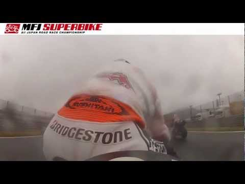 2013 SUPERBIKE : MOTEGI ROUND 1 JSB1000 - After The Race Interview and Digest -