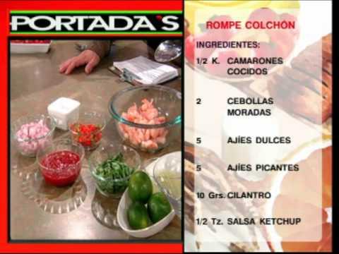 Recetas afrodisíacas de Víctor Moreno 30/03/2011