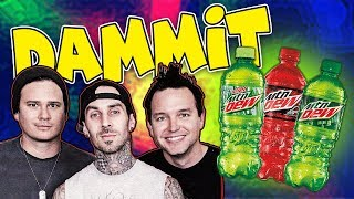 Playing Blink 182's 'Dammit' With A Water Bottle!