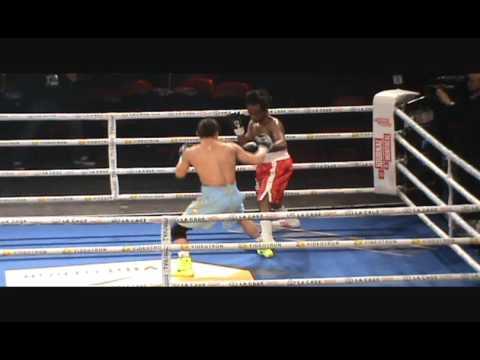 Batyr Jukembaev VS Redi Hernandez