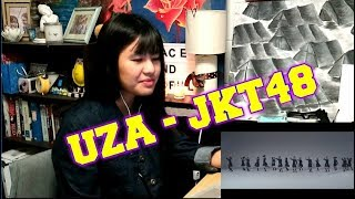 Download Lagu [MV] UZA - JKT48 (REACTION) Gratis STAFABAND