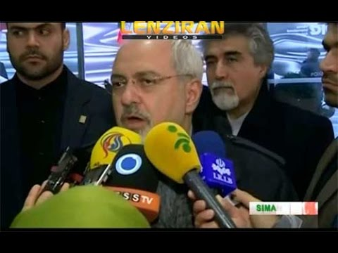 Shaky voice of Javad Zarif  tell degree of success of nuclear talks in Vienna  !
