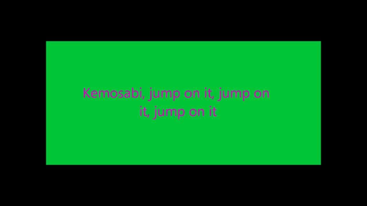 Apache Jump On It Sugarhill Gang Lyrics Youtube
