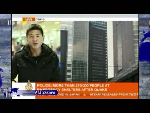 Media Coverage of Japan's Earthquake