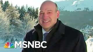 Gary Cohn: The Chinese Aren't Suffering, The U.S. Consumer Is | Velshi & Ruhle | MSNBC
