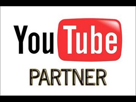 comment devenir partenaire youtube