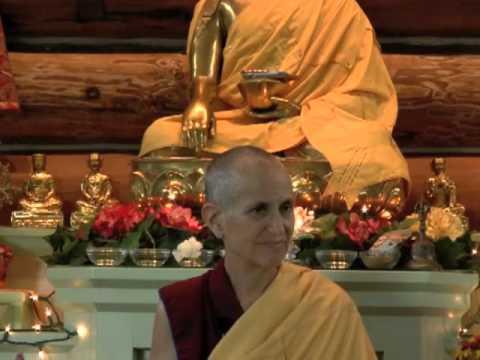 Sept 2009 Heart Sutra Retreat #4