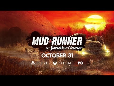Spintires: MudRunner - The Ultimate Off-Road Experience Trailer
