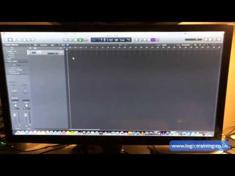 Using Presonus FaderPort in Logic Pro X