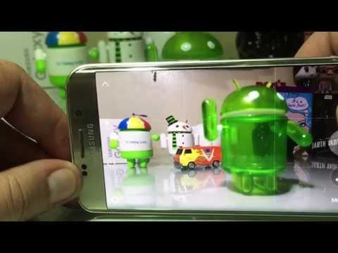 Samsung Galaxy S6 Edge: Review do ZTOP