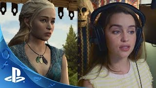 Game of Thrones: A Telltale Games Series - TV Cast Featurette | PS4, PS3