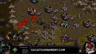 SSCAIT Report 09: A vulgar display of power: Neo Killerbot, tscmoo protoss