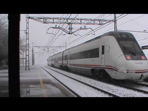 Trenes en Villarrobledo (2ª parte)