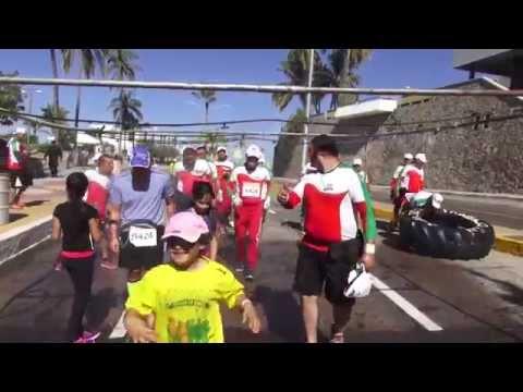 Crónica 21 k_Reto llanta_Maratón Mazatlán 2014_SSPE-INECIPE-CESP