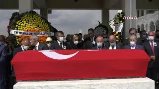 Eski CHP Milletvekili Şahin Mengü son yolculuğuna uğurlanıyor