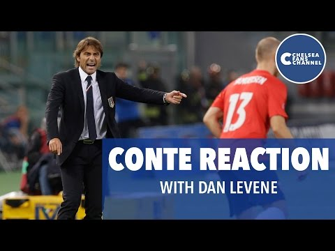 Antonio Conte - What Does The Future Hold? | With Dan Levene