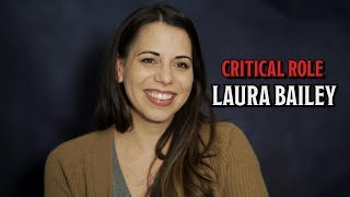 Critical Role's Laura Bailey on Acting, Characters and the Future